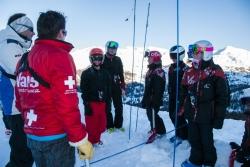 Les joies du ski
